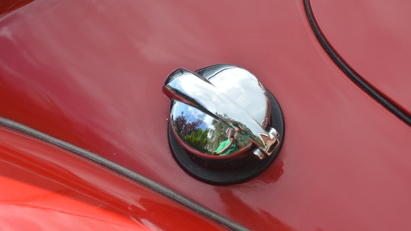 RESERVE LOWERED 1958 MGA Coupe For Sale (picture 117 of 212)