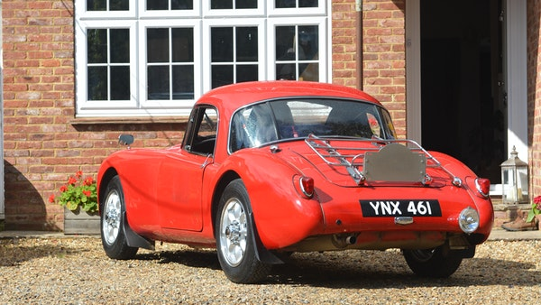 RESERVE LOWERED 1958 MGA Coupe For Sale (picture 16 of 212)