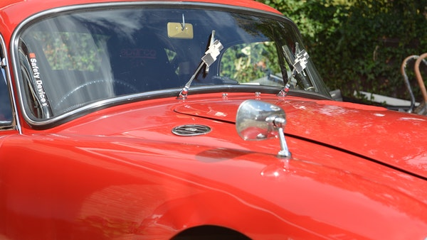 RESERVE LOWERED 1958 MGA Coupe For Sale (picture 107 of 212)