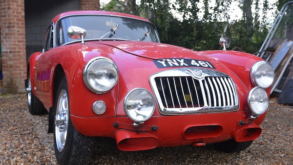 RESERVE LOWERED 1958 MGA Coupe For Sale (picture 28 of 212)