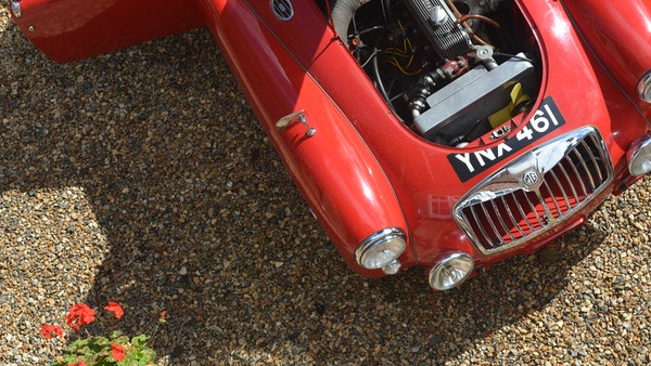 RESERVE LOWERED 1958 MGA Coupe For Sale (picture 155 of 212)