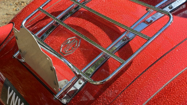 RESERVE LOWERED 1958 MGA Coupe For Sale (picture 127 of 212)