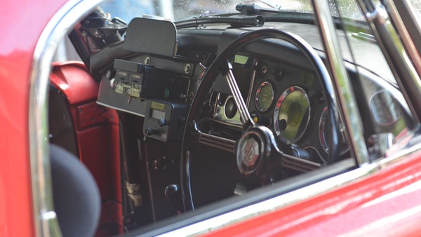 RESERVE LOWERED 1958 MGA Coupe For Sale (picture 40 of 212)