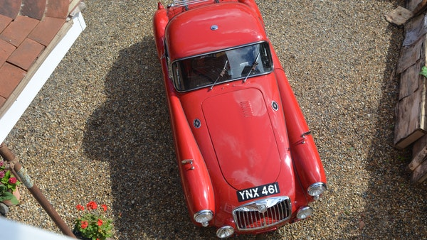 RESERVE LOWERED 1958 MGA Coupe For Sale (picture 21 of 212)