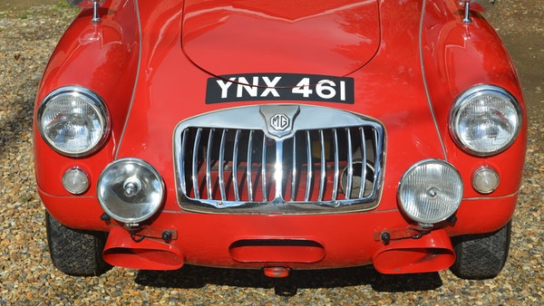 RESERVE LOWERED 1958 MGA Coupe For Sale (picture 106 of 212)