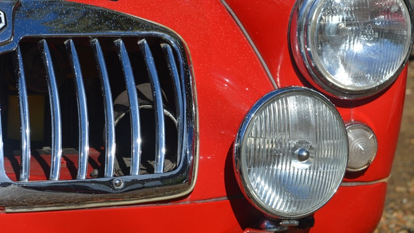 RESERVE LOWERED 1958 MGA Coupe For Sale (picture 130 of 212)