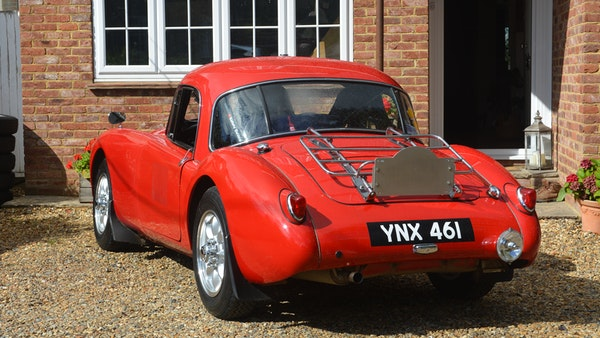 RESERVE LOWERED 1958 MGA Coupe For Sale (picture 20 of 212)
