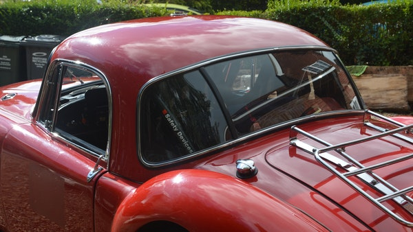 RESERVE LOWERED 1958 MGA Coupe For Sale (picture 115 of 212)