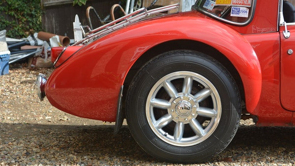 RESERVE LOWERED 1958 MGA Coupe For Sale (picture 108 of 212)