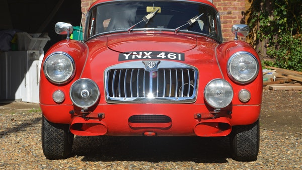 RESERVE LOWERED 1958 MGA Coupe For Sale (picture 8 of 212)