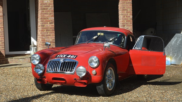 RESERVE LOWERED 1958 MGA Coupe For Sale (picture 83 of 212)