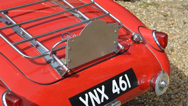RESERVE LOWERED 1958 MGA Coupe For Sale (picture 135 of 212)