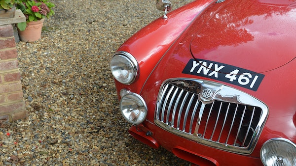 RESERVE LOWERED 1958 MGA Coupe For Sale (picture 138 of 212)