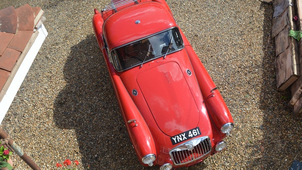 RESERVE LOWERED 1958 MGA Coupe For Sale (picture 22 of 212)