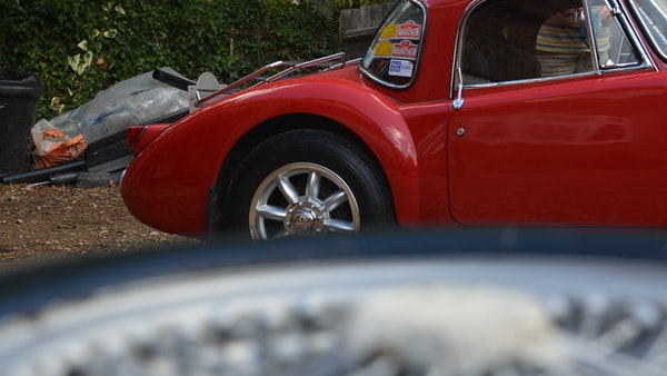 RESERVE LOWERED 1958 MGA Coupe For Sale (picture 122 of 212)