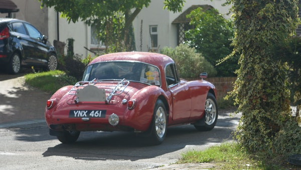 RESERVE LOWERED 1958 MGA Coupe For Sale (picture 29 of 212)