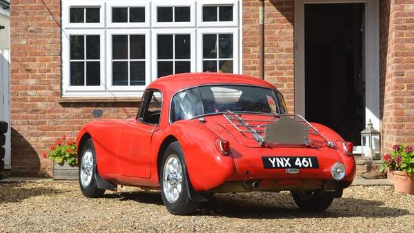 RESERVE LOWERED 1958 MGA Coupe For Sale (picture 14 of 212)