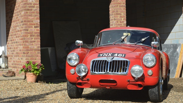 RESERVE LOWERED 1958 MGA Coupe For Sale (picture 11 of 212)