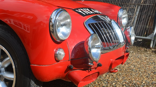 RESERVE LOWERED 1958 MGA Coupe For Sale (picture 95 of 212)