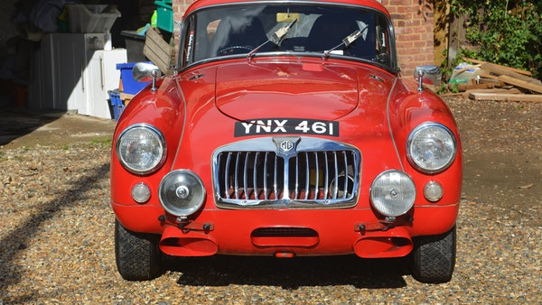 RESERVE LOWERED 1958 MGA Coupe For Sale (picture 9 of 212)