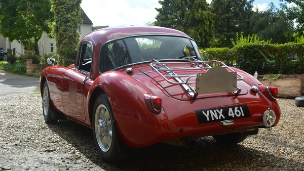 RESERVE LOWERED 1958 MGA Coupe For Sale (picture 25 of 212)