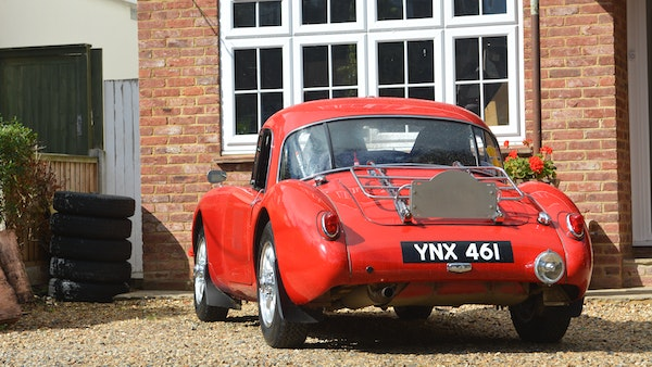 RESERVE LOWERED 1958 MGA Coupe For Sale (picture 18 of 212)