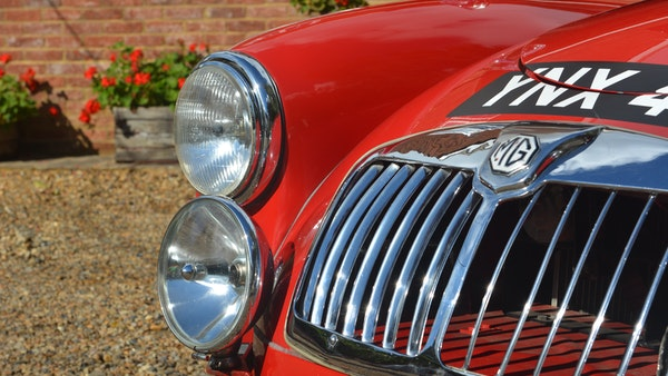 RESERVE LOWERED 1958 MGA Coupe For Sale (picture 94 of 212)