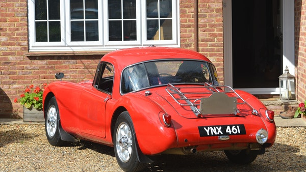 RESERVE LOWERED 1958 MGA Coupe For Sale (picture 17 of 212)