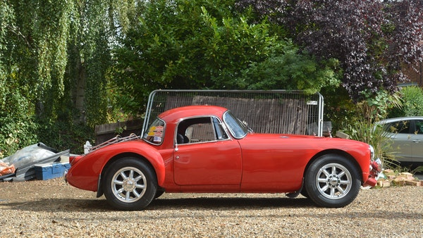 RESERVE LOWERED 1958 MGA Coupe For Sale (picture 7 of 212)