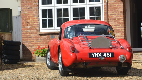 RESERVE LOWERED 1958 MGA Coupe For Sale (picture 31 of 212)