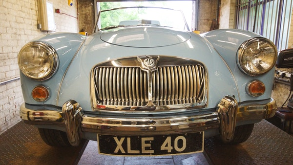 1959 MGA Roadster Twin-Cam For Sale (picture 84 of 104)