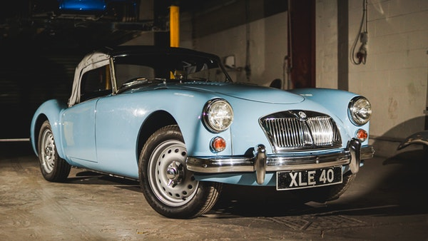1959 MGA Roadster Twin-Cam For Sale (picture 10 of 104)