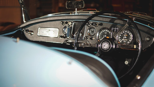 1959 MGA Roadster Twin-Cam For Sale (picture 20 of 104)