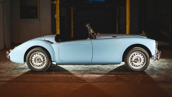 1959 MGA Roadster Twin-Cam For Sale (picture 1 of 104)