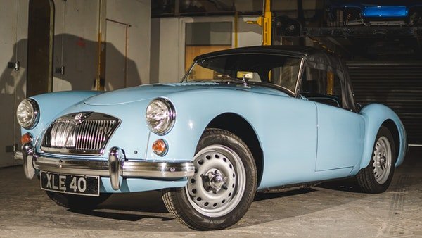 1959 MGA Roadster Twin-Cam For Sale (picture 9 of 104)