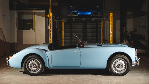 1959 MGA Roadster Twin-Cam For Sale (picture 4 of 104)