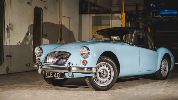 1959 MGA Roadster Twin-Cam For Sale (picture 11 of 104)