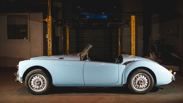 1959 MGA Roadster Twin-Cam For Sale (picture 3 of 104)