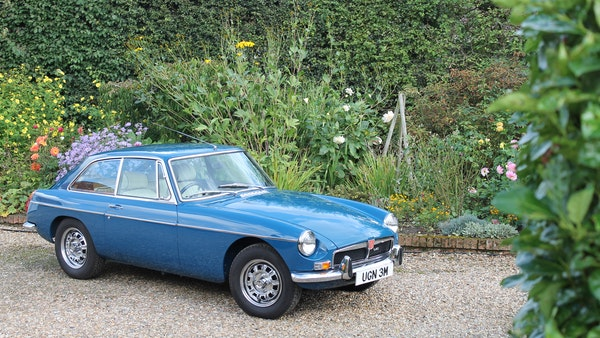 1973 MGB GT V8 For Sale (picture 31 of 142)