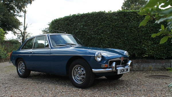 1973 MGB GT V8 For Sale (picture 20 of 142)