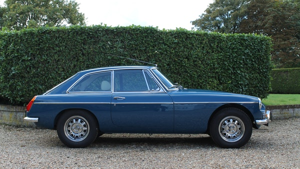 1973 MGB GT V8 For Sale (picture 19 of 142)