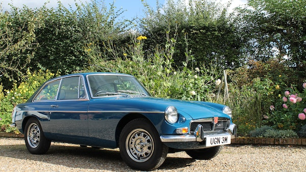 1973 MGB GT V8 For Sale (picture 12 of 142)
