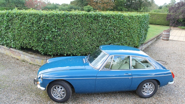 1973 MGB GT V8 For Sale (picture 25 of 142)