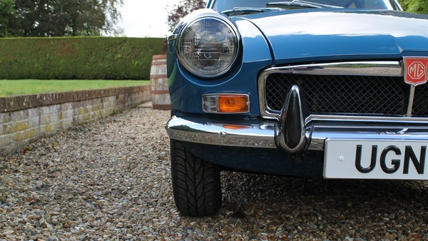 1973 MGB GT V8 For Sale (picture 87 of 142)