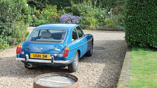 1973 MGB GT V8 For Sale (picture 9 of 142)