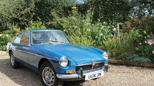 1973 MGB GT V8 For Sale (picture 17 of 142)