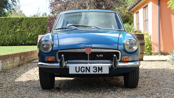 1973 MGB GT V8 For Sale (picture 4 of 142)