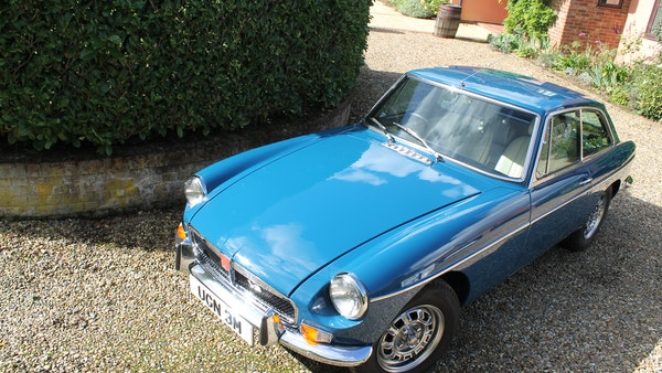 1973 MGB GT V8 For Sale (picture 30 of 142)