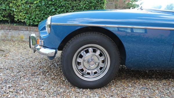 1973 MGB GT V8 For Sale (picture 35 of 142)