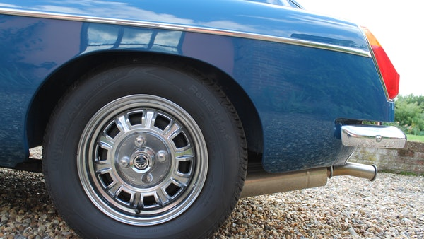 1973 MGB GT V8 For Sale (picture 32 of 142)